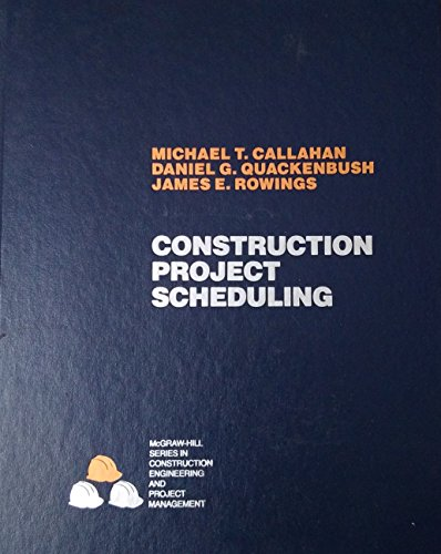 9780070097018: Construction Project Scheduling