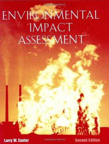 9780070097674: Environmental Impact Assessment