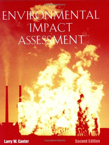 9780070097674: Environmental Impact Assessment