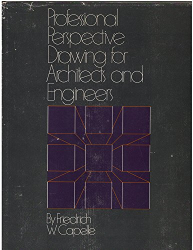9780070097766: Professional Perspective Drawing for Architects and Engineers