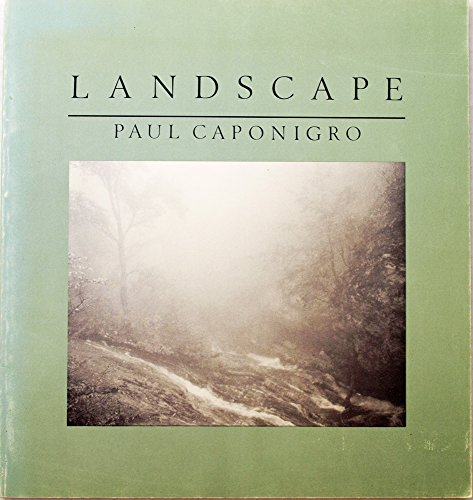9780070097803: Landscape: Photographs by Paul Caponigro