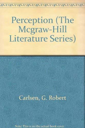 9780070098053: Perception (The Mcgraw-Hill Literature Series) Treasury Edition