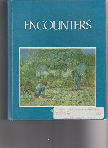 9780070098138: Encounters (The Mcgraw-Hill Literature Series)