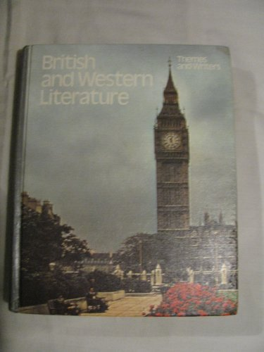 9780070098718: British and Western Literature