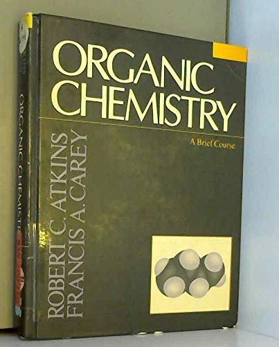 9780070099197: Organic Chemistry: A Brief Course