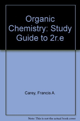 9780070099357: Organic Chemistry Study Guide