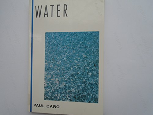 9780070099906: Water (McGraw-Hill Horizons of Science)