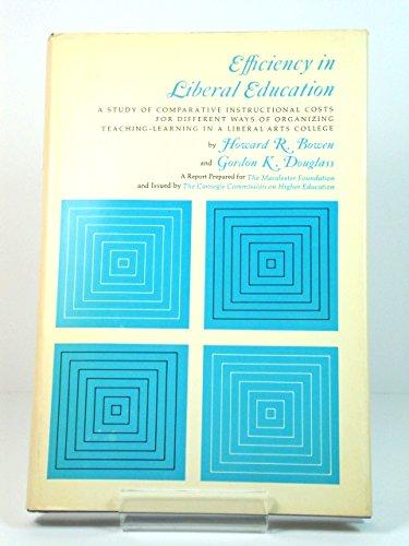 9780070100343: Efficiency in Liberal Education