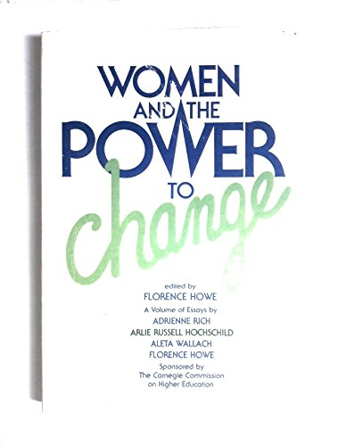 Women and the Power to Change: Florence (ed) HOWE