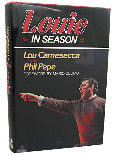 9780070101319: Louie: In Season