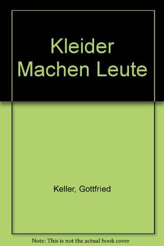 Kleider Machen Leute Gottfried Von Keller Zvab