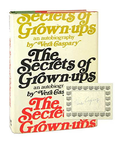 9780070102231: Title: The Secrets of GrownUps