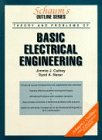 9780070102347: Schaum's Outline of Basic Electrical Engineering (Schaum's)