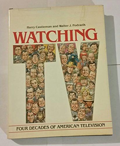 9780070102682: Watching TV-Hc