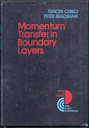 9780070103009: Momentum Transfer in Boundary Layers (Series in thermal and fluids engineering)