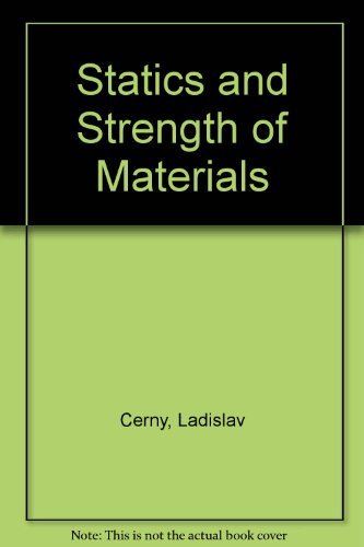 9780070103399: Elementary Statics and Strength of Materials