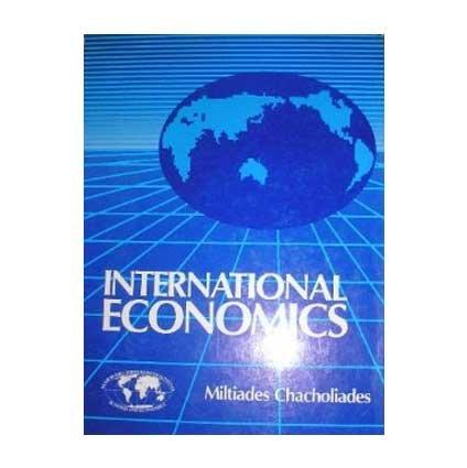 9780070103580: International Economics (McGraw-Hill Series in International Business and Economics)
