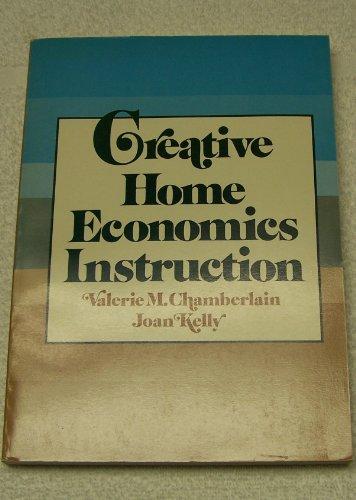 9780070104235: Creative home economics instruction