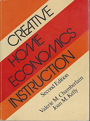 9780070104242: Creative Home Economics Instruction
