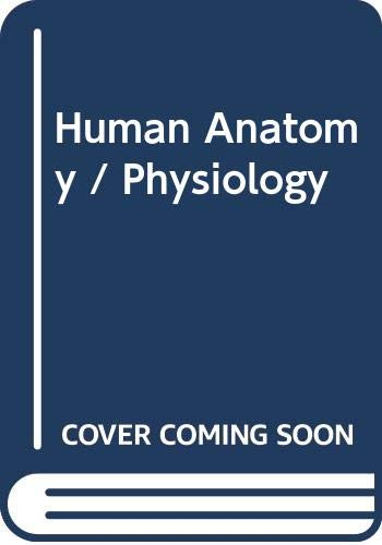 9780070104969: Human Anatomy / Physiology