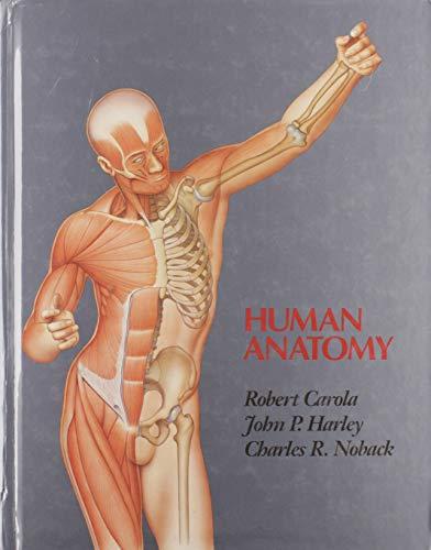 9780070105270: Human Anatomy
