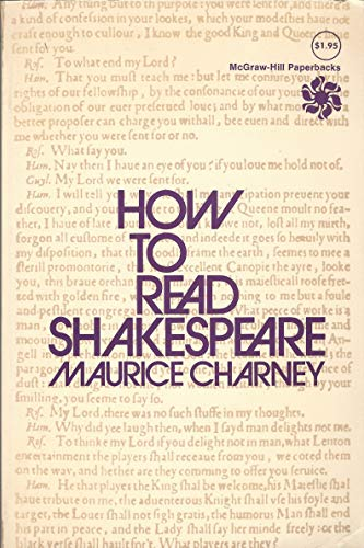 9780070106598: How to Read Shakespeare