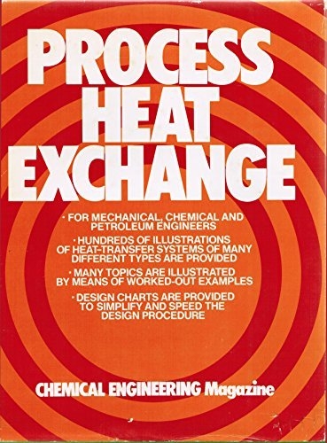 9780070107427: Process Heat Exchange