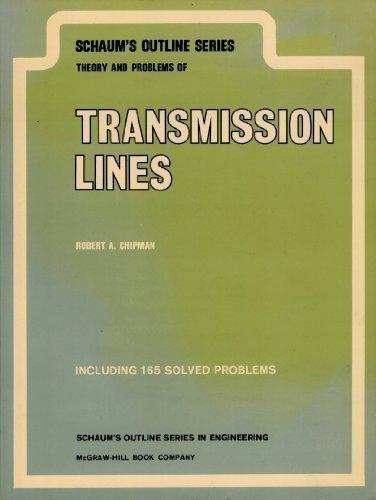 9780070107472: Transmission Lines (Schaum's Outline Series)