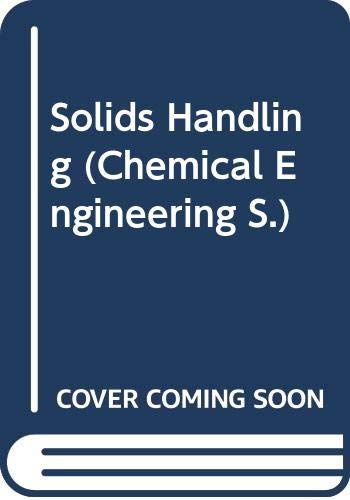9780070107816: Solids Handling (Chemical Engineering)