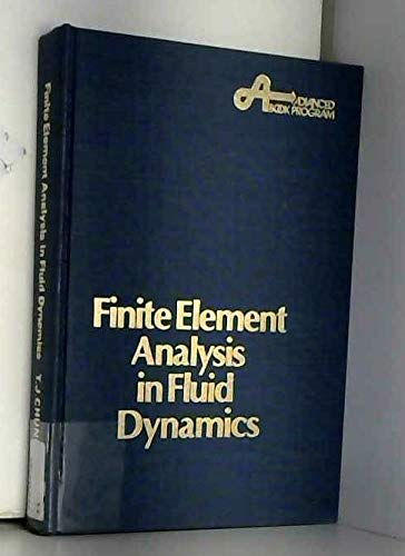 9780070108301: Finite element analysis in fluid dynamics