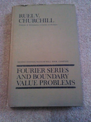 9780070108417: Fourier Series and Boundary Value Prob Edition