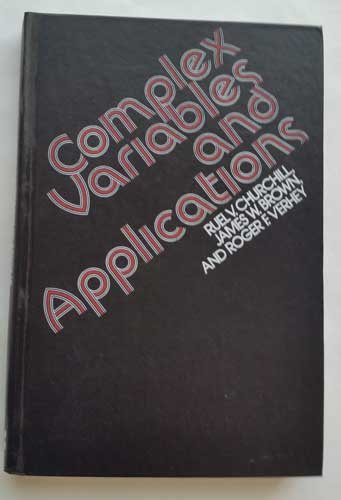 9780070108554: Complex variables and applications