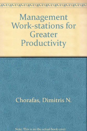 9780070108592: Management Workstations for Greater Productivity