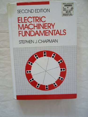 9780070109148: Electric Machinery Fundamentals