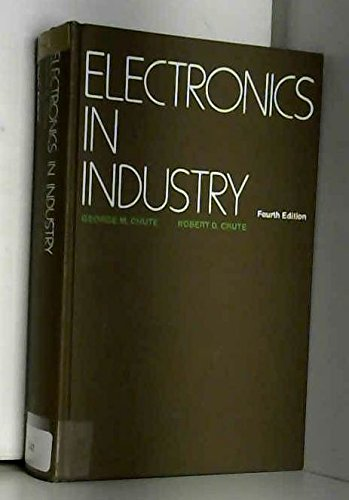 9780070109322: Electronics in industry