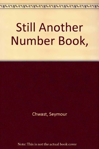 9780070109421: Still Another Number Book,