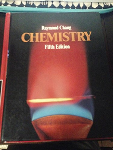 9780070110038: Chemistry