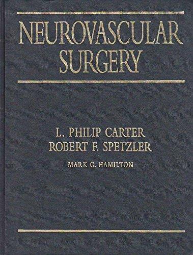 9780070110205: Neurovascular Surgery