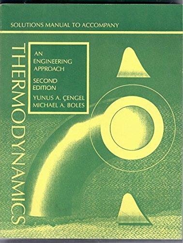 9780070110625: Thermodynamics