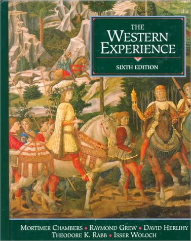 9780070110663: The Western Experience