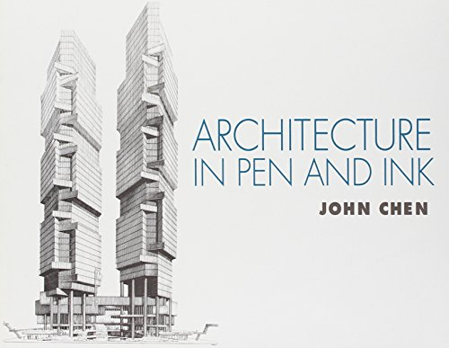 9780070110793: Architecture in Pen and Ink