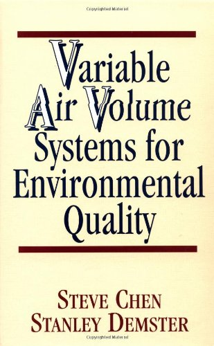 9780070110854: Variable Air Volume Systems for Environmental Quality