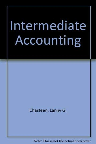 9780070110878: Intermediate Accounting