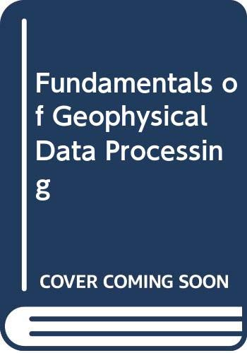 Fundamentals of Geophysical Data Processing: With Applications: Claerbout, Jon F.