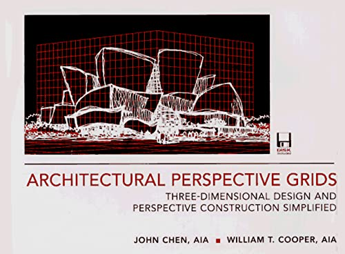 9780070111332: Architectural Perspective Grids: An Easy Method of Three Dimensional Design and Perspective Construction