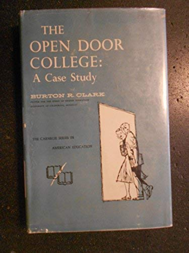 9780070111400: Open Door College: Case Study (Carnegie Series in American Education)