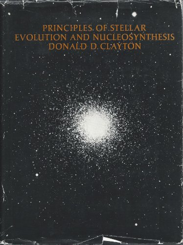 9780070112957: Principles of Stellar Evolution and Nucleosynthesis