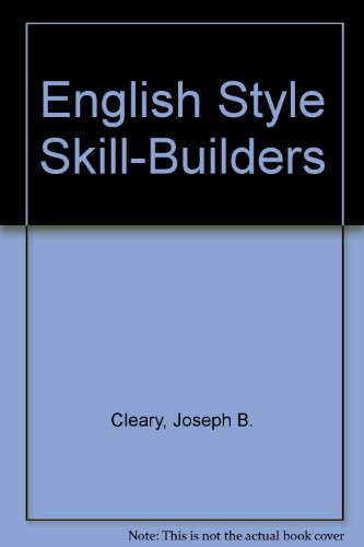 9780070113176: English Style Skill-Builders