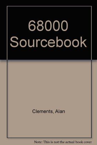 9780070113213: 68000 Sourcebook