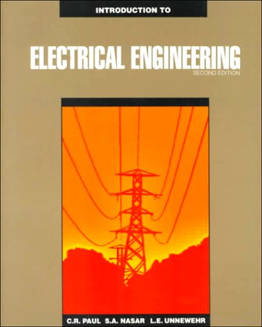 9780070113220: Introduction To Electrical Engineering
